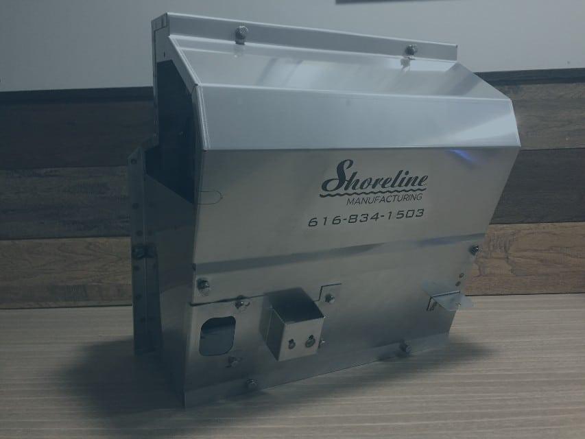 Kenworth Heater Box