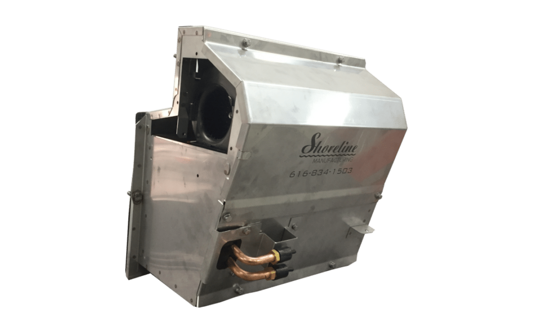 Kenworth Heater Box Removal and Installation
