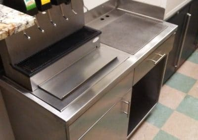 Food grade stainless
