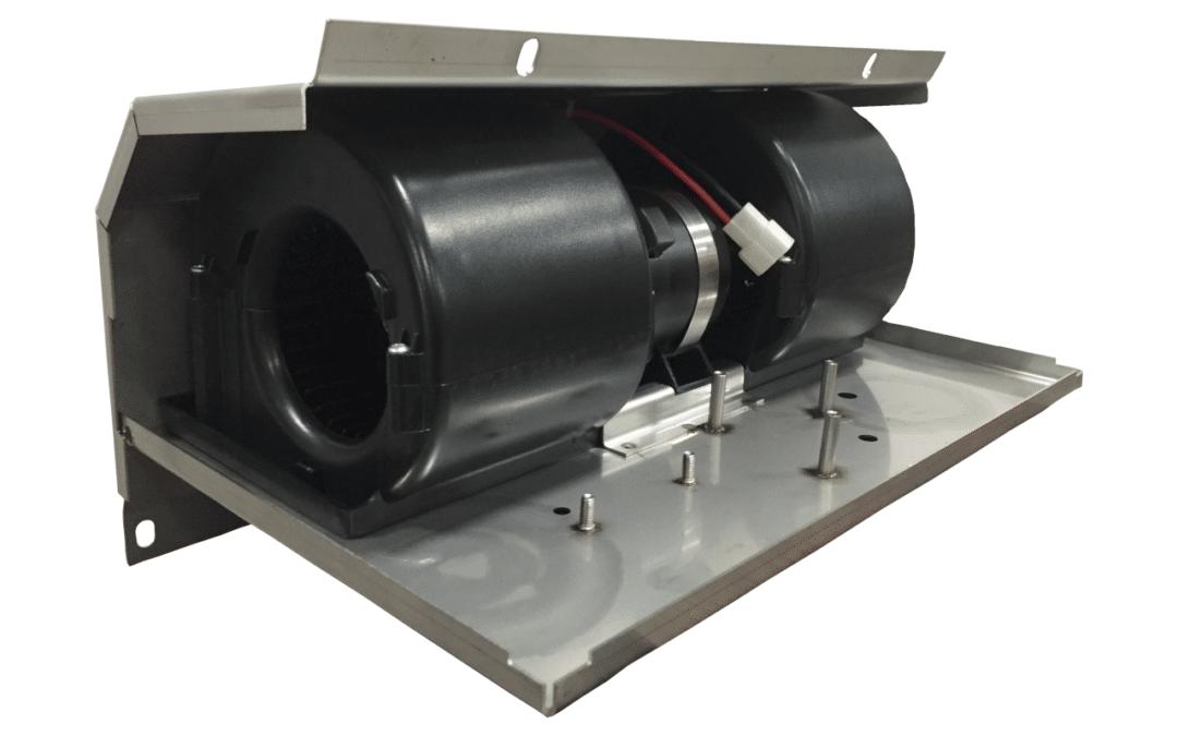Kenworth Blower Motor Upgrade Kit Install