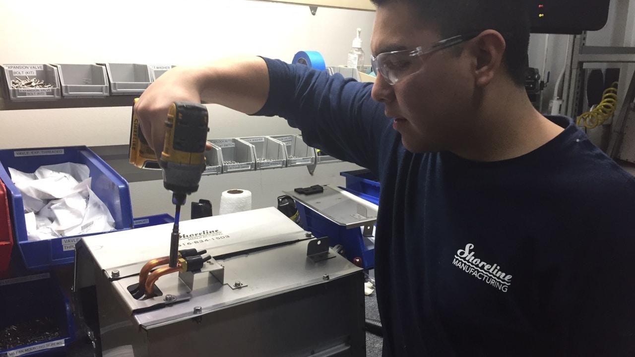 Kenworth Heater Box Made in Holland MI